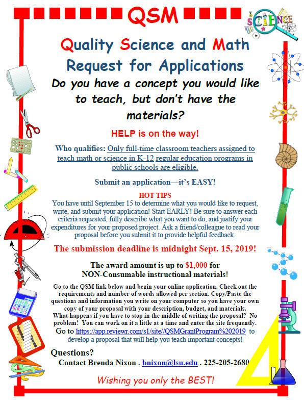 Louisiana Association of Teachers of Mathematics